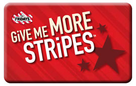 TGI Fridays gift card | TGI Fridays Coupons